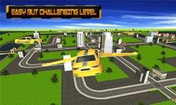 Flying Taxi: Real Pilot 3D screenshot 2/5