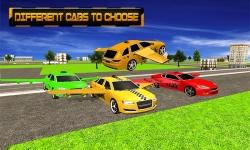 Flying Taxi: Real Pilot 3D screenshot 5/5