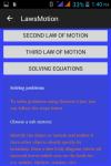 JEE Physics Revision: Mechanics Section screenshot 1/3