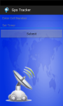 Tracker GPS screenshot 1/3