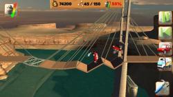 Bridge Constructor Playground fresh screenshot 4/6