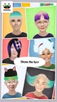 Toca Hair Salon Me fresh screenshot 1/6