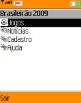 Brasileirao 2009 - Football - Soccer screenshot 1/1