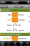 Futbol24 Live Scores screenshot 1/1