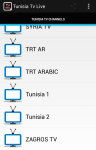 Free Tunisia Live Tv screenshot 3/5