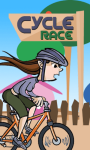 Cycle speed Race screenshot 1/1