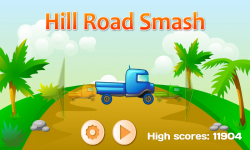 Hill Road Smash screenshot 1/4