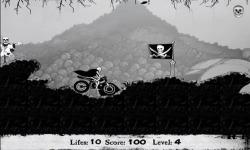 Devil Motorbike Ride2 screenshot 4/4