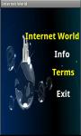 Internet Cyber World screenshot 2/5