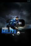 Diego Milito Live Wallpaper screenshot 1/5