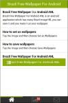 Free Brazil Wallpaper For Android ANL screenshot 1/3