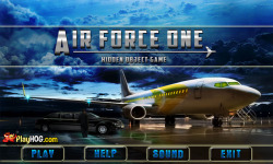 Free Hidden Object Game - Air Force One screenshot 1/4