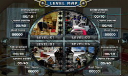 Free Hidden Object Game - Air Force One screenshot 2/4