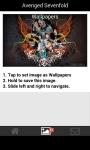 Avenged Sevenfold Wallpapers HD screenshot 3/6