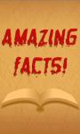 Amazing Facts 240x320 Touch screenshot 1/1