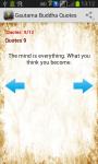 Gautama Buddha_Quotes screenshot 2/3