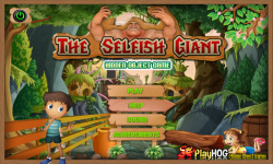 Free Hidden Object Games - The Selfish Giant screenshot 1/4