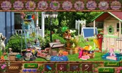 Free Hidden Object Games - Garden Escape screenshot 3/4
