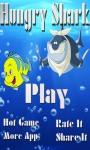 Hungry Shark Catching Tiny Fish Game screenshot 1/3