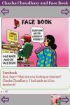 Chacha Chaudhary and FaceBook screenshot 2/3