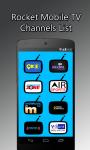 Rocket Mobile TV screenshot 4/6