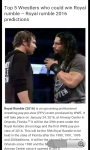 WWE Smackdown Results screenshot 4/4