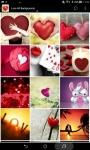 Love HD Backgrounds screenshot 2/5