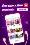 Vidmate - HD Video downloader and live TV screenshot 2/6