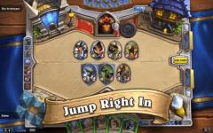 Hearthstone Heroes of Warcraft screenshot 2/3