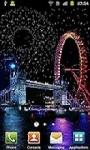 firework london Live Wallpaper screenshot 1/3