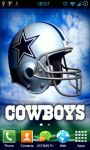 Dallas Cowboys NFL Live Wallpaper screenshot 2/3