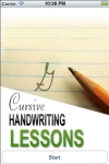 Cursive Handwriting Lesson screenshot 1/1