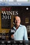 Oz Clarke's Best Wines 2011 screenshot 1/1