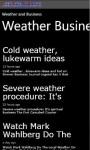 Weather 4 Windows MoBleeps screenshot 5/6