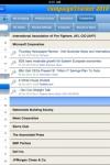 campaignTracker2010 for iPad screenshot 1/1