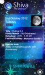 Divine Calendar 2013 screenshot 1/2