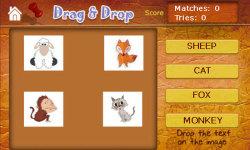 Drag And Drop - Name Study screenshot 2/4