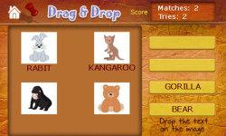 Drag And Drop - Name Study screenshot 3/4