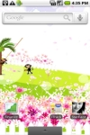 Live Wallpaper Monkey Free screenshot 2/4