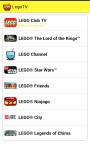 Lego TV screenshot 1/3