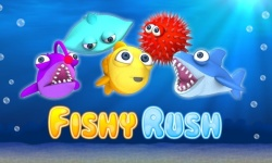 Fishy Rush screenshot 1/5