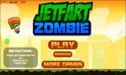 Jet Fart Zombie screenshot 1/4