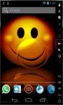 Bubble Smiling Live Wallpaper screenshot 1/2