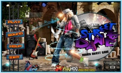 Free Hidden Object Games - Street Dance screenshot 1/4