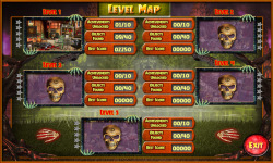 Free Hidden Object Games - Scary Mansion screenshot 2/4
