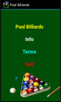 Pool_Billiards screenshot 2/3