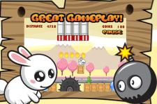 Bunny Adventure Run screenshot 3/3