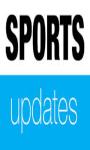 Sport Update screenshot 1/1