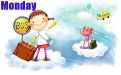 Kids Learning Days Of The Week screenshot 1/4