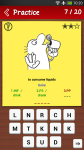 English Irregular Verbs and Quiz screenshot 4/6